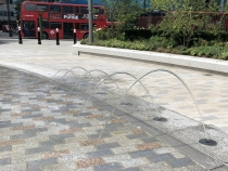 Aldgate Square - new tailor-made drainage solution