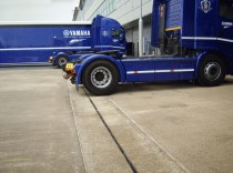 Installed RECYFIX HICAP 680 at Silverstone Paddock parking area
