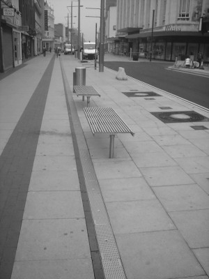City centre, Middlesborough, UK, 2004