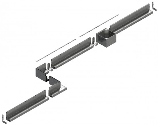 System overview Slotted Channel FLAT